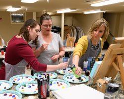 paint class 1